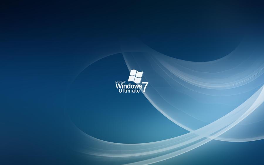 Win 7 Wallpaper B 169 HD By Jix