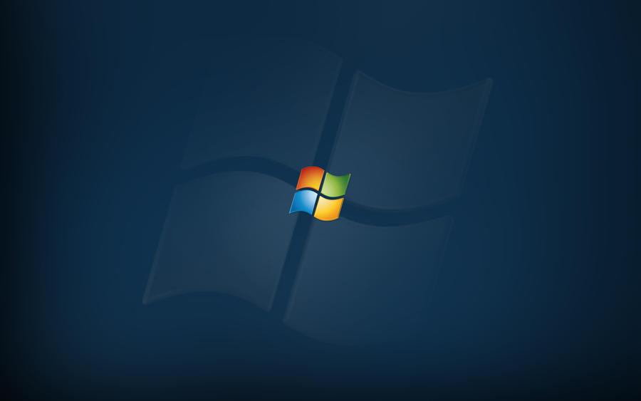 Simple Windows Wallpaper by jix