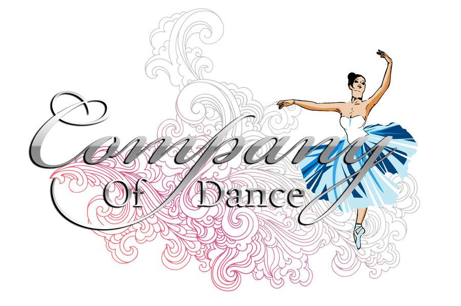 COMPANY OF DANCE BALLET LOGO by HeavenBR on DeviantArt