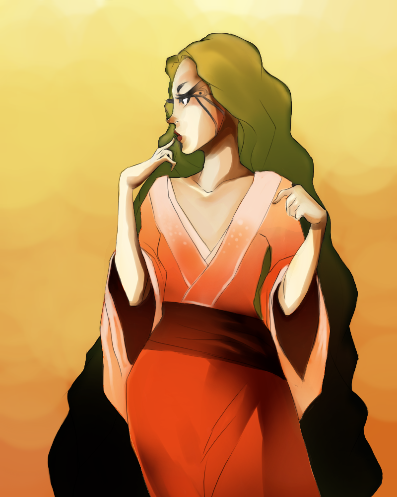 The Monarch by Raeri-Chan