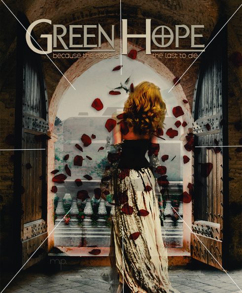 Green Hope Vr. 2 by chaneldreams
