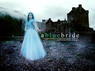 A Blue Bride by chaneldreams