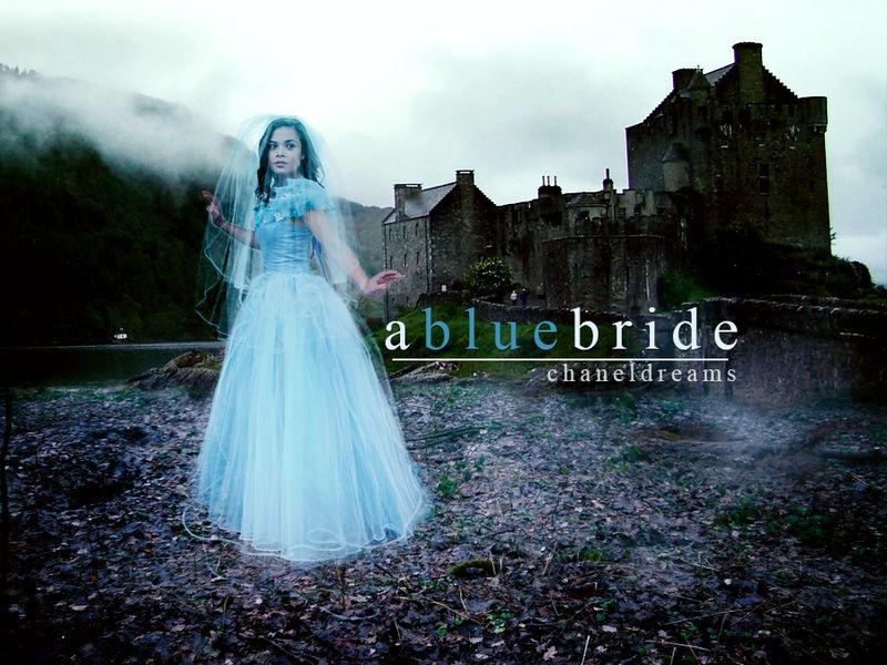 A Blue Bride