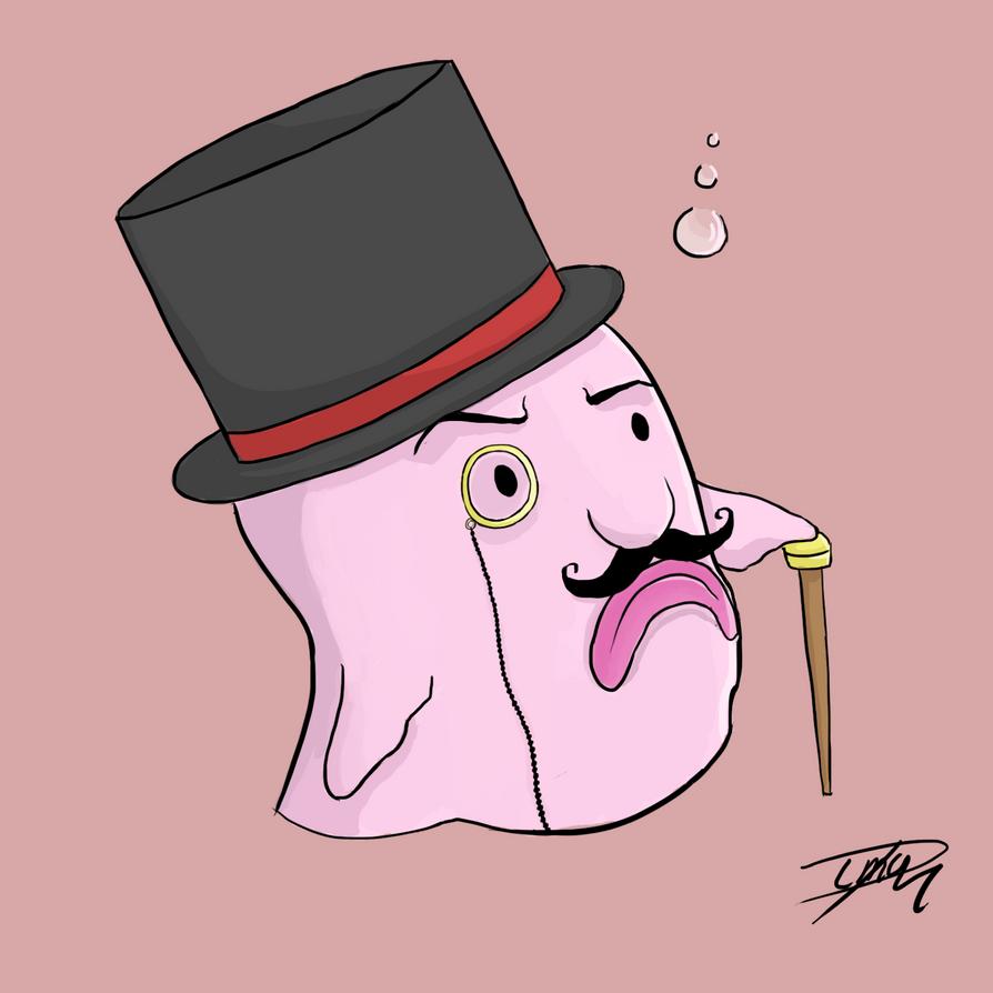 Sir Blob of Fishington by Livia-Anna