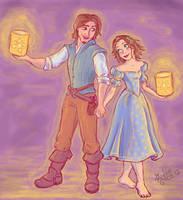 Lanterns by palantiriel