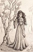 Arwen by palantiriel