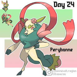 Peryton Day 25