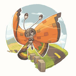 High Plains Vivillon
