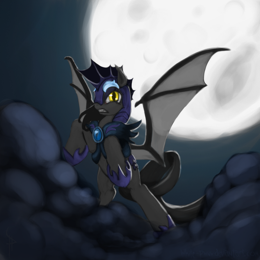 Night(mare) Guard by White-Pwny