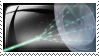 Death Star Stamp