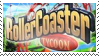 Roller Coaster Tycoon Stamp by GG89-Stamps