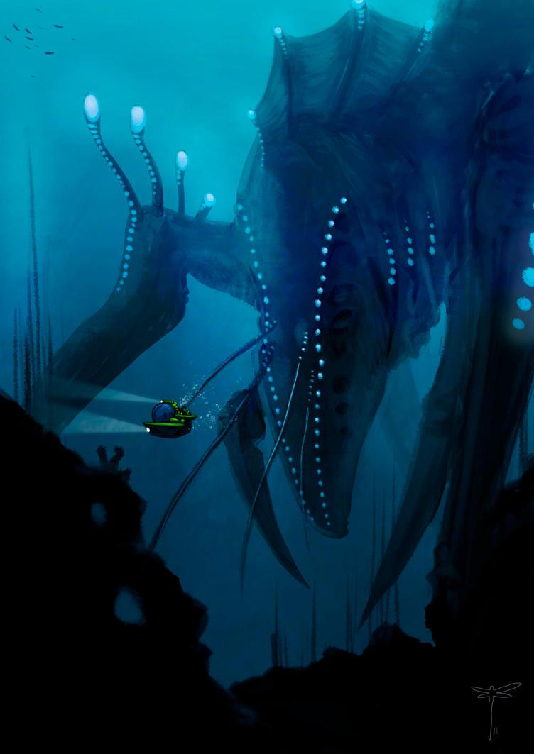 Underwater by TortuRoma