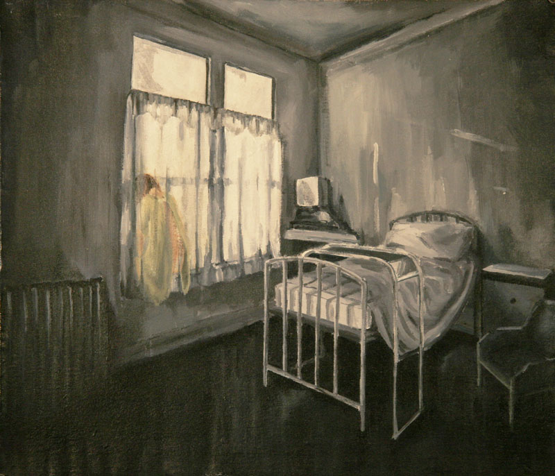 The Hospital Bed By Blind Ace On Deviantart