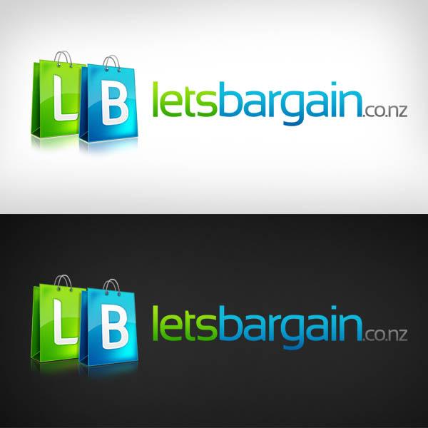 LetsBargain Logo by zeba5