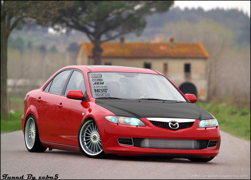 Mazda 6 Tuning by zeba5