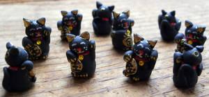 Black Kitties!