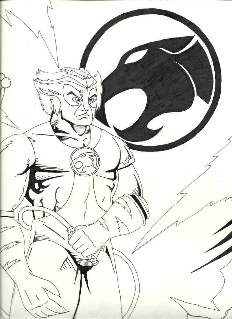 cheetara thundercats coloring pages - photo#34
