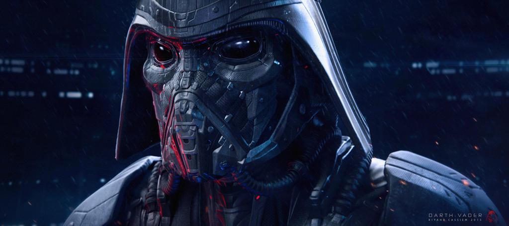 Vader by sancient