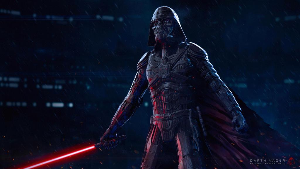 Vader v2 by sancient