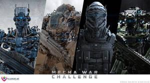 Mecha War Challenge