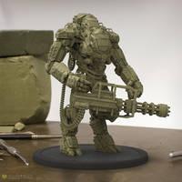 Mech Juggernaut Profile by sancient