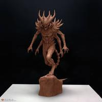Diablo Sculpt by sancient