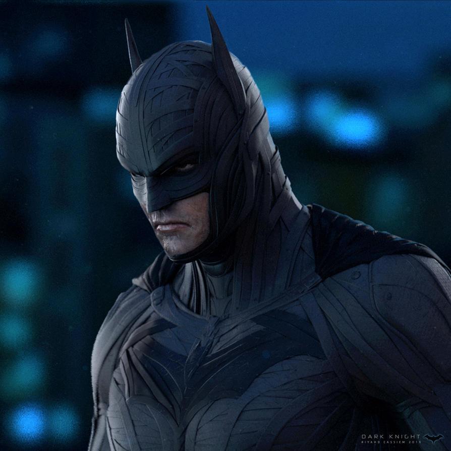 Dark Knight by sancient