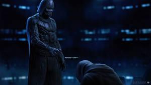 Vader Force Ghost  Apprentice