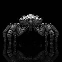 Colossus Mech by sancient