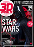 3d World Darth Vader Cover