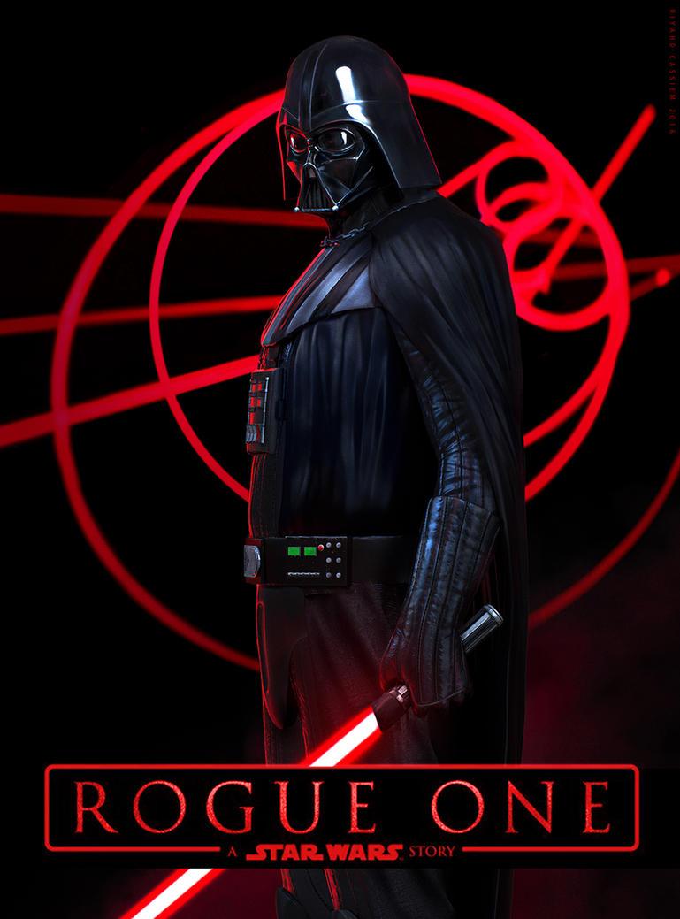 Darth Vader by sancient