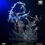 Ragnarok Thor statue