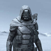 Snow Stalker by sancient