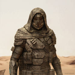 Desert Stalker by sancient