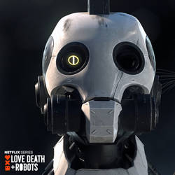 Love Death and Robots by sancient