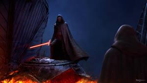Kyloren v Skywalker