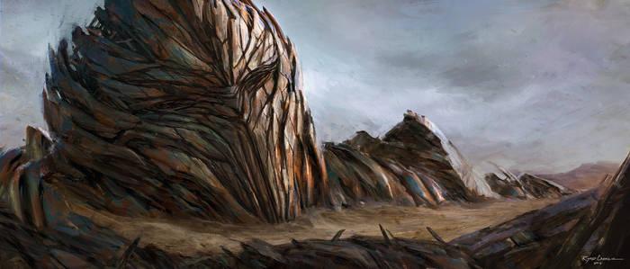 Fallen Titan