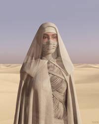 Priestess concept