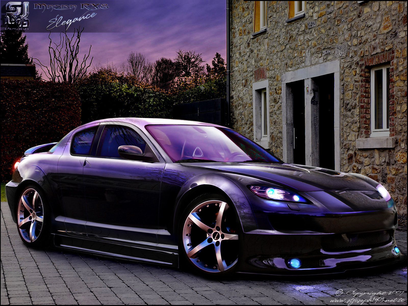 mazda rx8 39 elegance 39 by stjoseph1903 on deviantart. Black Bedroom Furniture Sets. Home Design Ideas
