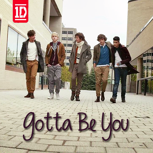 One Direction Gotta Be You Cover ONE DIRECTION -...