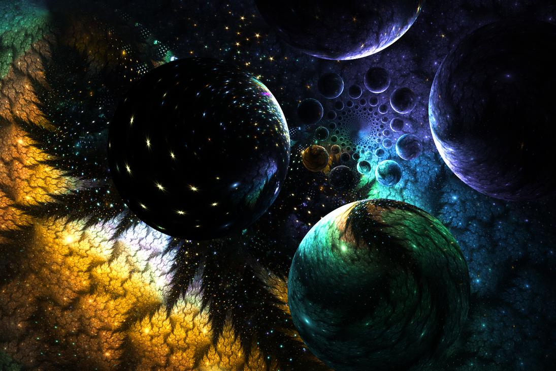 Universe 2015 by MadameLuciferi