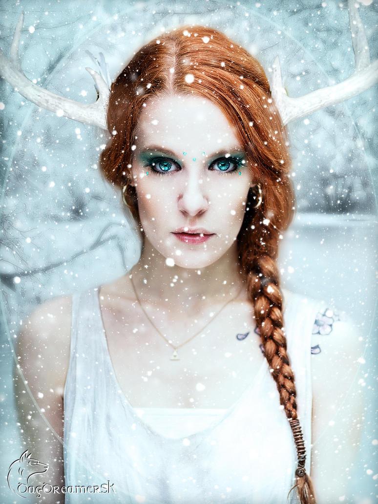 Citaten Winter Queen : Winter queen by daydreamersk on deviantart