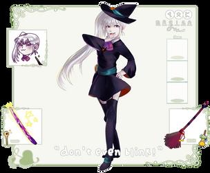 MG - Erika Amemiya by bori-cha