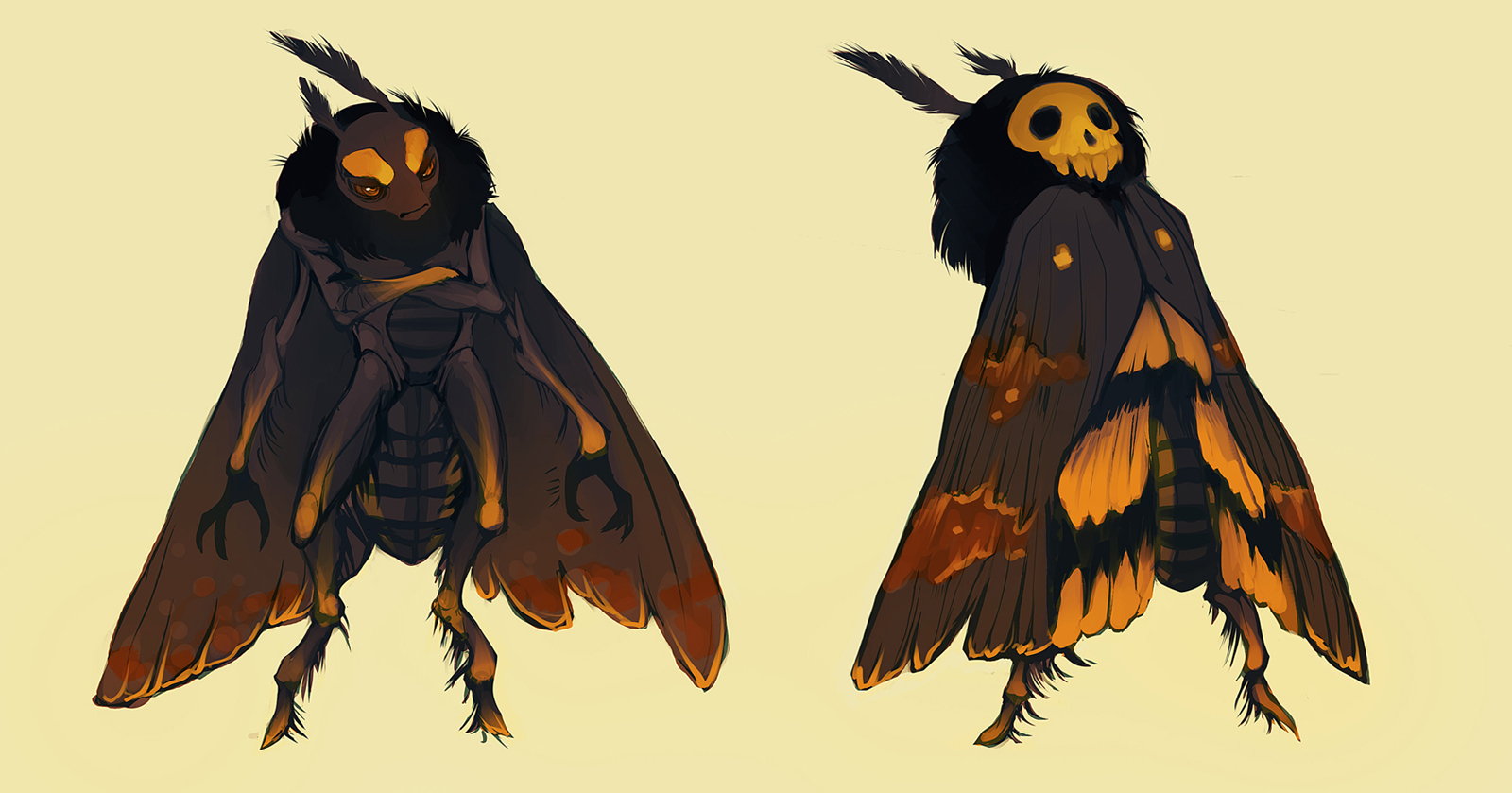 moth by CoconutMilkyway