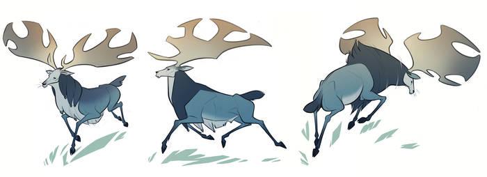 elks by CoconutMilkyway