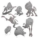 bunch o baboons