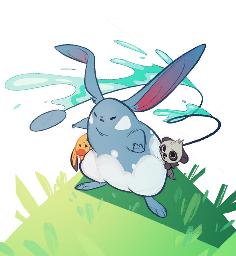 azumarill mama MEAN MODE
