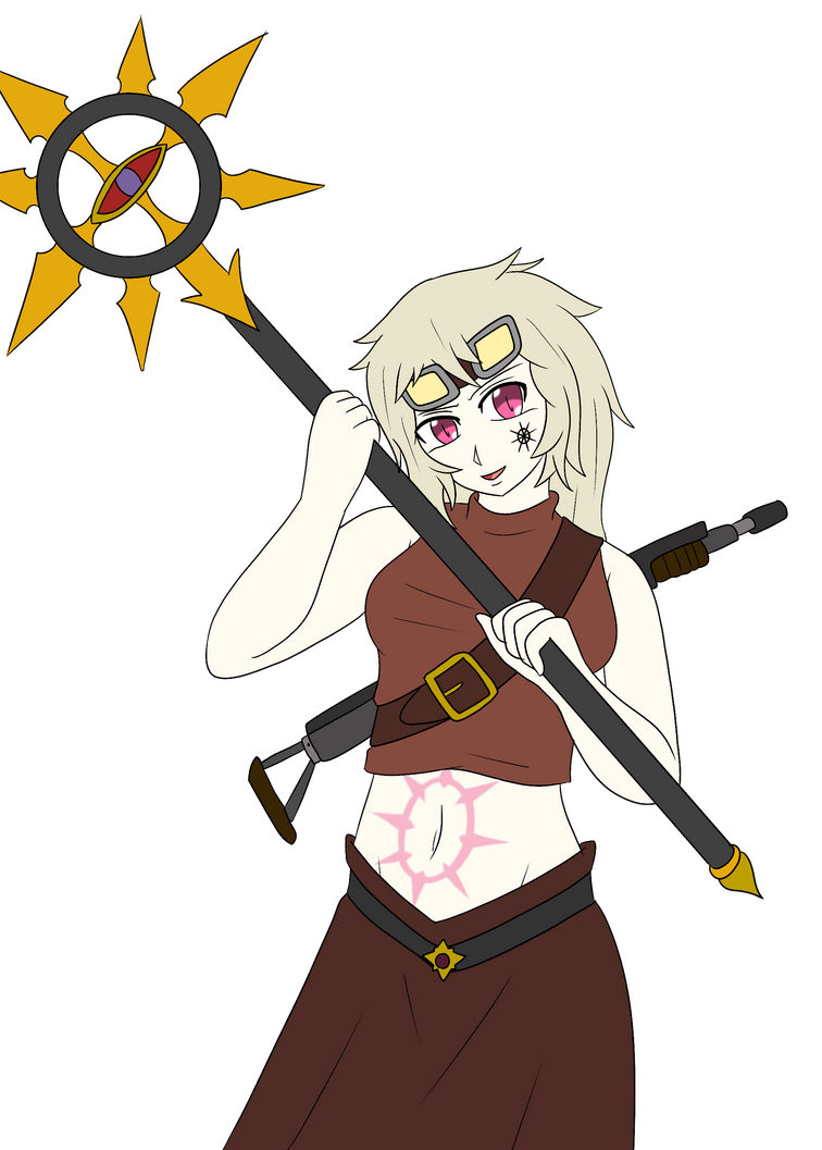 Lambda Dardanos, Another Chaos Cultist by Moerin-Satsuki