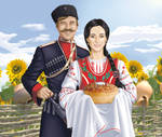 Kuban Cossacks. Welcome