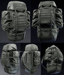 Realtime Tactical Backpack